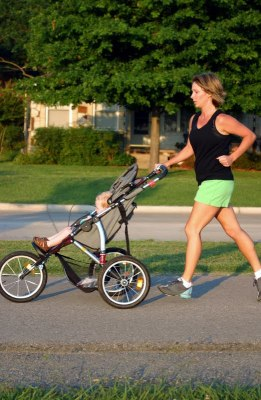 Attributes That Only the Best Jogging Strollers Possess